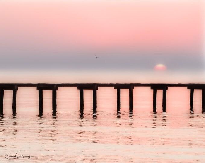 Featured listing image: Fog,fine art photo, sunrise, 16 X 20 inches