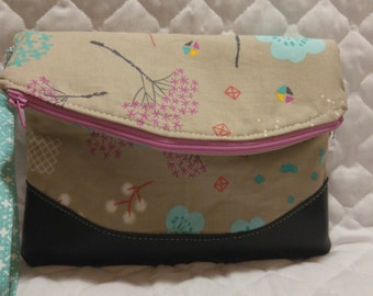 Cotton and Steel Heidi Wristlet