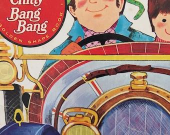 Chitty Chitty Bang Bang Vintage Book