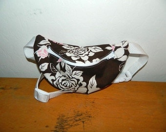 Fanny Pack - Hip Bag - Women and Teen Girls Hip Pouch - ONE SIZE ONLY