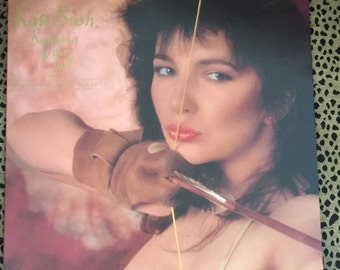 """Kate Bush - Running up that Hill - Extended Version 12"""" , Rare  twelve inch Single,"""