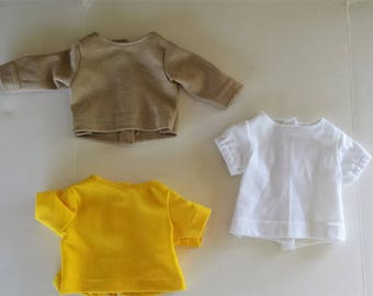 "American Girl 15 ""Bitty Twins/Bitty Baby/18"" Doll Clothing - Knit T shirts Your color, style and size"