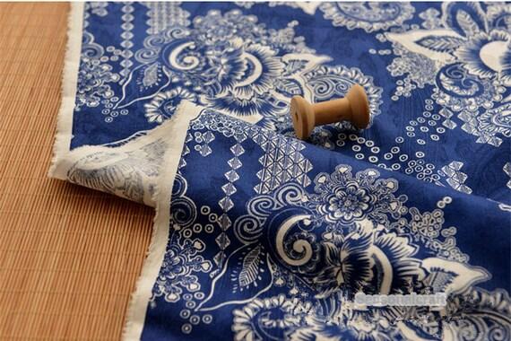 tissu de coton jacquard impression et teinture chinois en. Black Bedroom Furniture Sets. Home Design Ideas