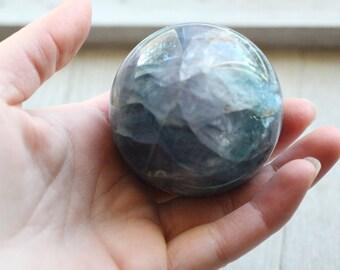 Fluorite Sphere 56 mm #80910