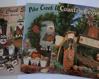 Set of three Palette Primitives painting books