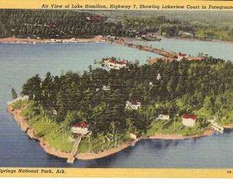Lake Hamilton Etsy