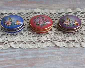 Victorian style tins - Free Shipping