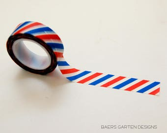 Washi Tape French Air Mail