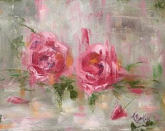 Floral Art Print | Flowers | 8x10|11x14|16x20