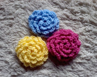 Crochet Flower Facial Scrubbie, Facial Cleansing Pad, Spa Facial Scrubbie, Gift for Her, Mother's Day Gift