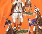 RALPH LAUREN Polo Mens Cotton Equestrian Shirt