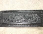 dragon wallet / billfold, gargoyle wallet.  (250) ( ships same day as ordered),