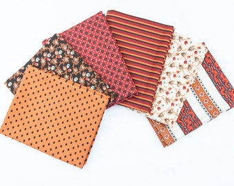 Fat Quarter bundle of 6 - Bramblewood Collection from Moda