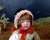 50 PERCENT SALE Vintage doll childrens toy vintage toy