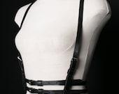 JAKIMAC Double Belted Harness / Genuine Leather Harness Belt