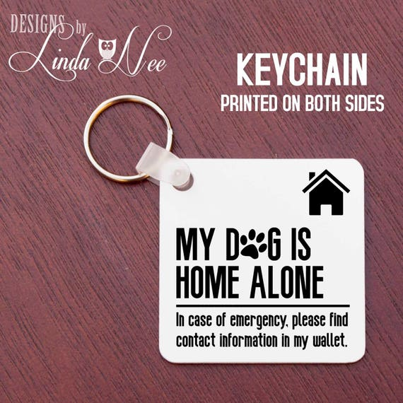 Eloquent image with regard to my dog is home alone card printable