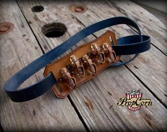 Large belt potion holster for alchemists, medics, doctors or assassins