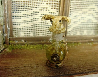 potion bottle  - 12th scale