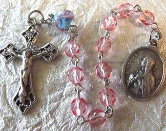 Saints Augustine/Monica Rosary Tenner