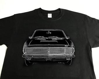 1967 Camaro RS SS T-Shirt