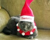Custom listing for Lauren Medium Personalized Santa Costume