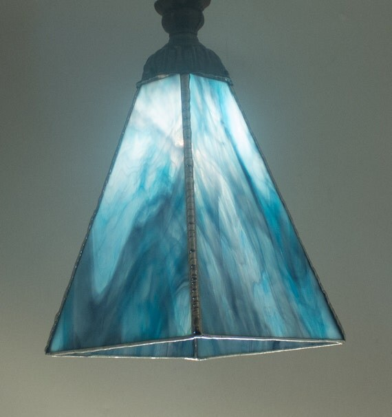 aqua blue glass pendant lighting kitchen island ceiling 87867