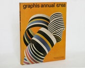 Graphis Annual, International Yearbook of Advertising Graphics 67/68