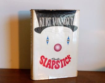 Slapstick, Kurt Vonnegut 1st Edition