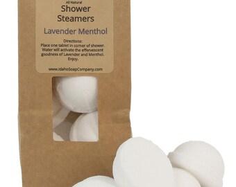 Shower Steamer Bag