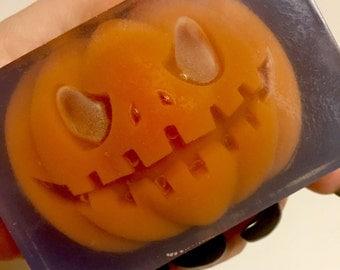 Jack Pumpkin Body Bar Soap Nightmare Before Christmas