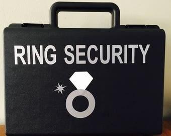Ring Bearer Ring Security