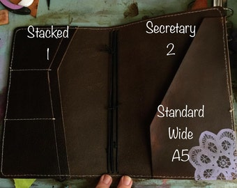 ADD ON Pockets Stacked and Secretary