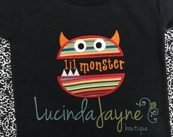 Lil' Monster Shirt