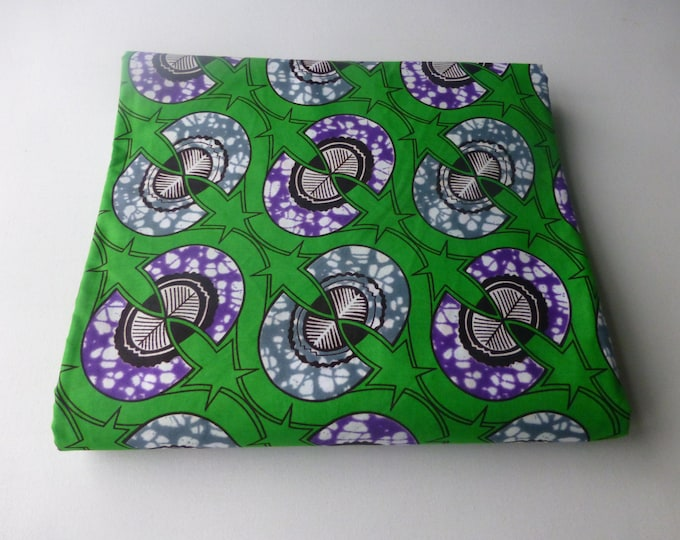 African Fabrics Super Wax Print Fabrics For Sewing, Fabrics For Dress Making Kitenge/Pagnes/Ankara Sold By FAT QUARTER