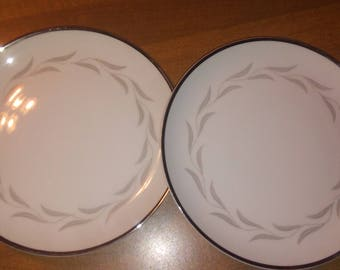 NASCO Replacement Japan PARIS NIGHTS 7.5 Inch Salad Desert Serving Dishes Set of 2