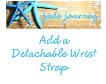 Detachable Wrist Strap - Add on Item