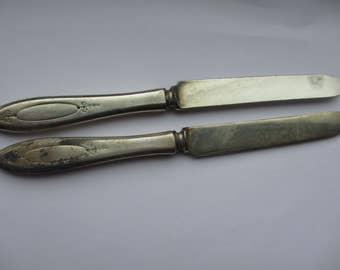 Vintage EPNS Knives
