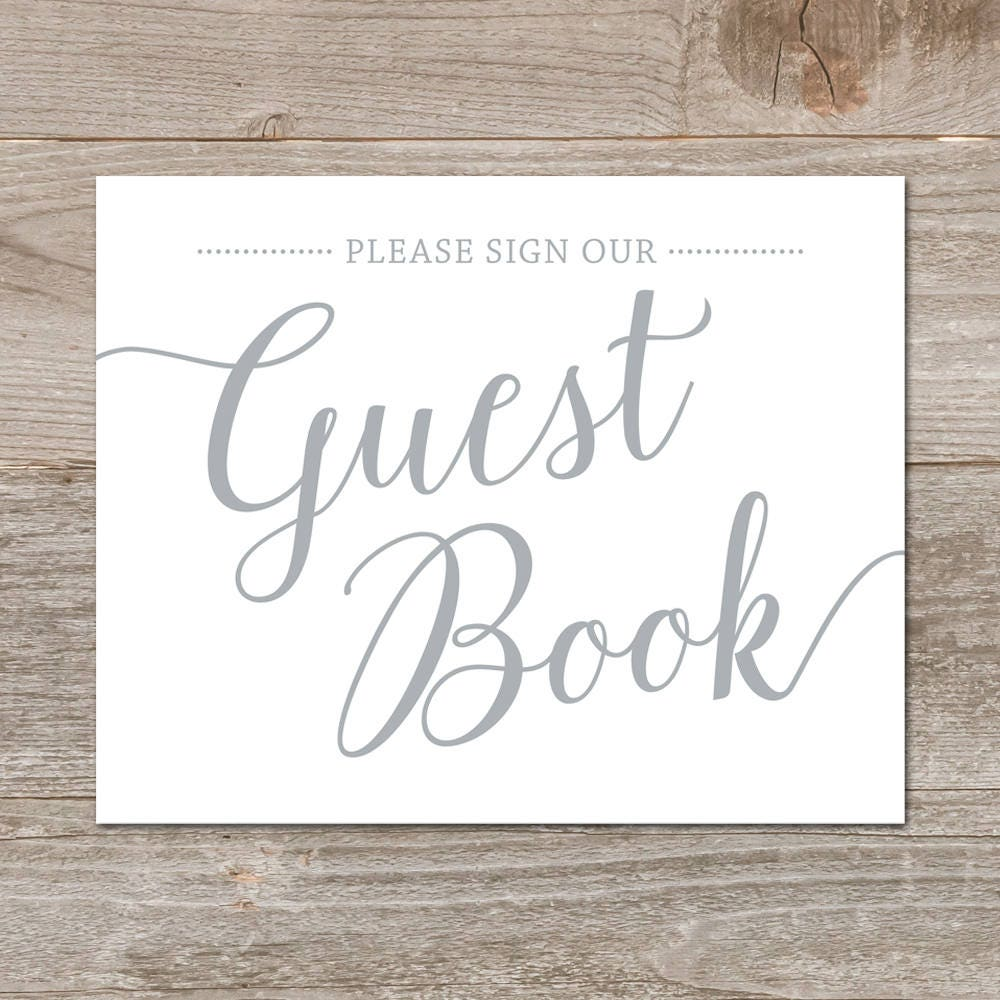 Printable Guest Book Sign Silver  Please Sign Our Guest Book. Medical Billing Sample Resume Template. Time Tracking Excel Template. What Does The Objective On A Resume Mean Template. Fever Body Temperature Chart 2. Sample Accounting Clerk Resumes Template. Free Sample Car Sale Contract Lsuld. Profit And Loss Software Free Template. Unforgettable Electronic Business Card