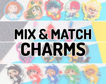 Mix & Match Charms