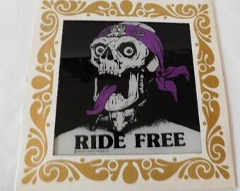 vintage Novelty Mirror Ride Free carnival fair prize