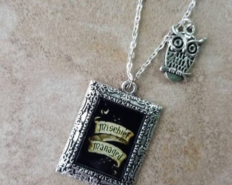 Mischief Managed Necklace