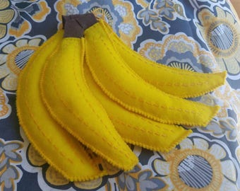Banana Bean Bags - set of 3, 4, 5, or 6!