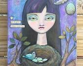 Amanda -Custom Zen Girl Original for Trisha (Part Two)