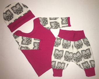 Owl Take Me Home Outfit
