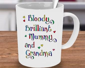 Bloody Brilliant Mug