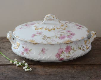 Vintage French Tureen