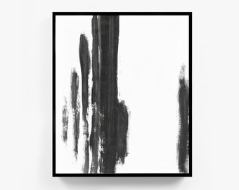 Minimalist Art, Minimalist Wall Art, Abstract Art, Black and White Wall Art, Modern Prints, Abstract Prints, Minimalist Christmas Gift