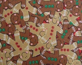 NEW CHRISTMAS Boy/Girl SmickSmock Bib in Gingerbread