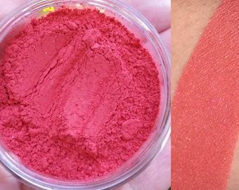 KA POW  Vegan Friendly and Cruelty Free Blush Makeup- Inspired by Urban Decay's Bang- Mineral Cosmetics
