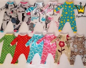 Littlefee (YOSd) sweatshirt pyjamas overall